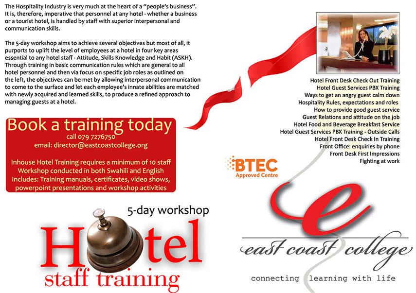 Hotel Training Ppt