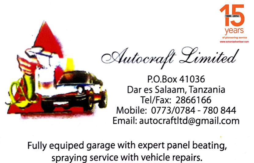 Fully Equipped Garage : Fully equipped garage… sokoniadvertiser