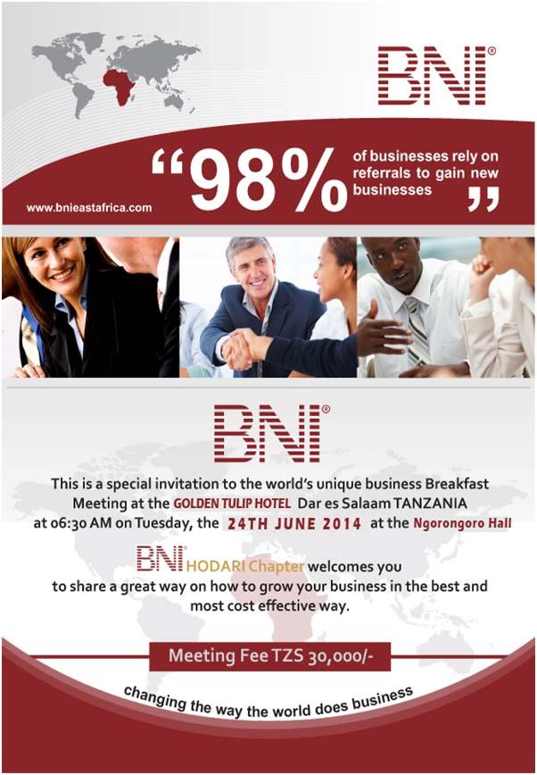 Business Breakfast Invitation Email   Infoinvitation.co