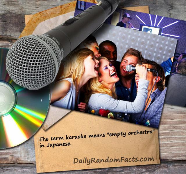 Karaoke-Fact