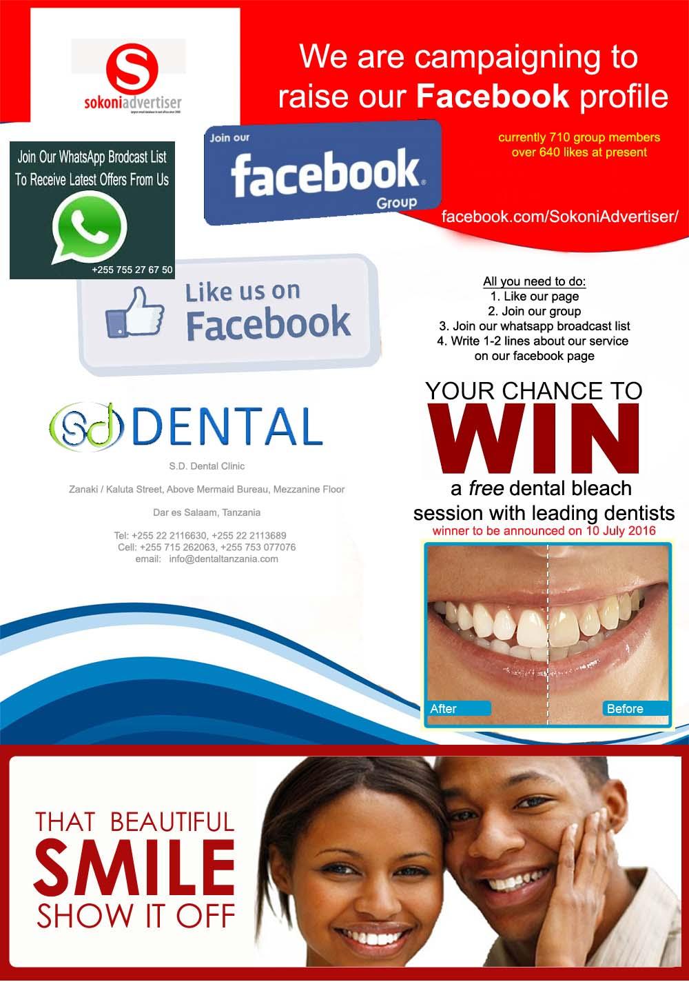 Sokoni Dental