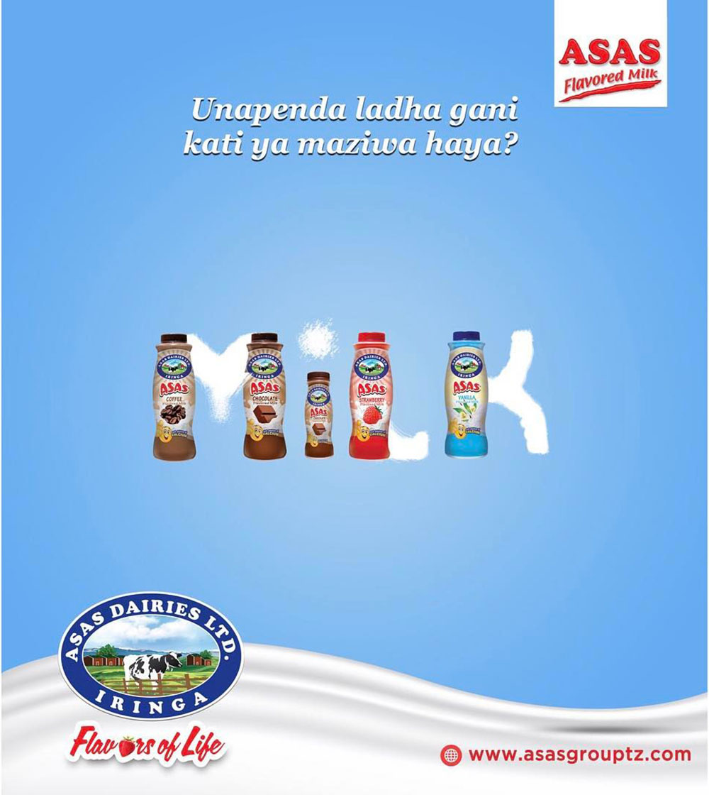 Asas Flavoured milk