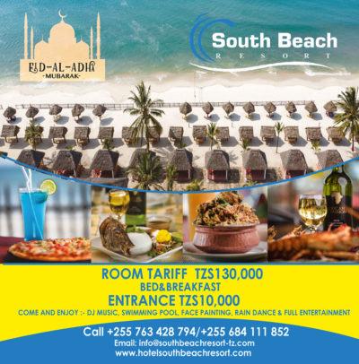 Eid-al-Adha at South Beach Resort