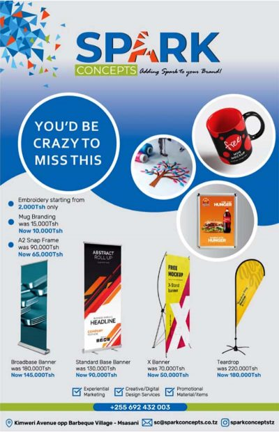 Promotional printing special prices
