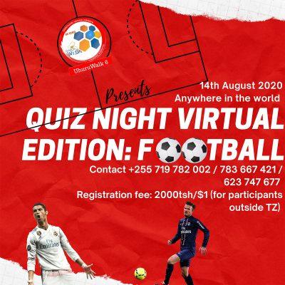 Uhuru Walk Virtual Quiz Contest