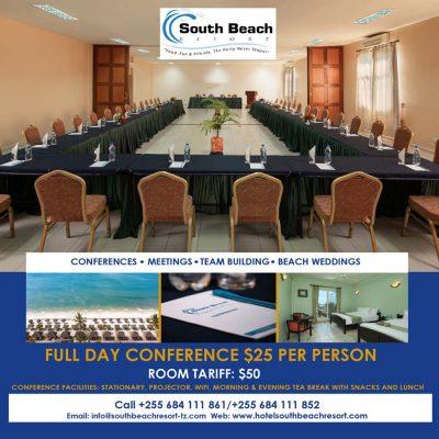 Conference facilities Dar es Salaam