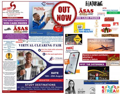 New dition release of SokoniAdvertiser Online Tabloid