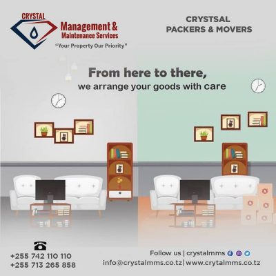 Crystal Management & Maintenance Services Packers and Movers