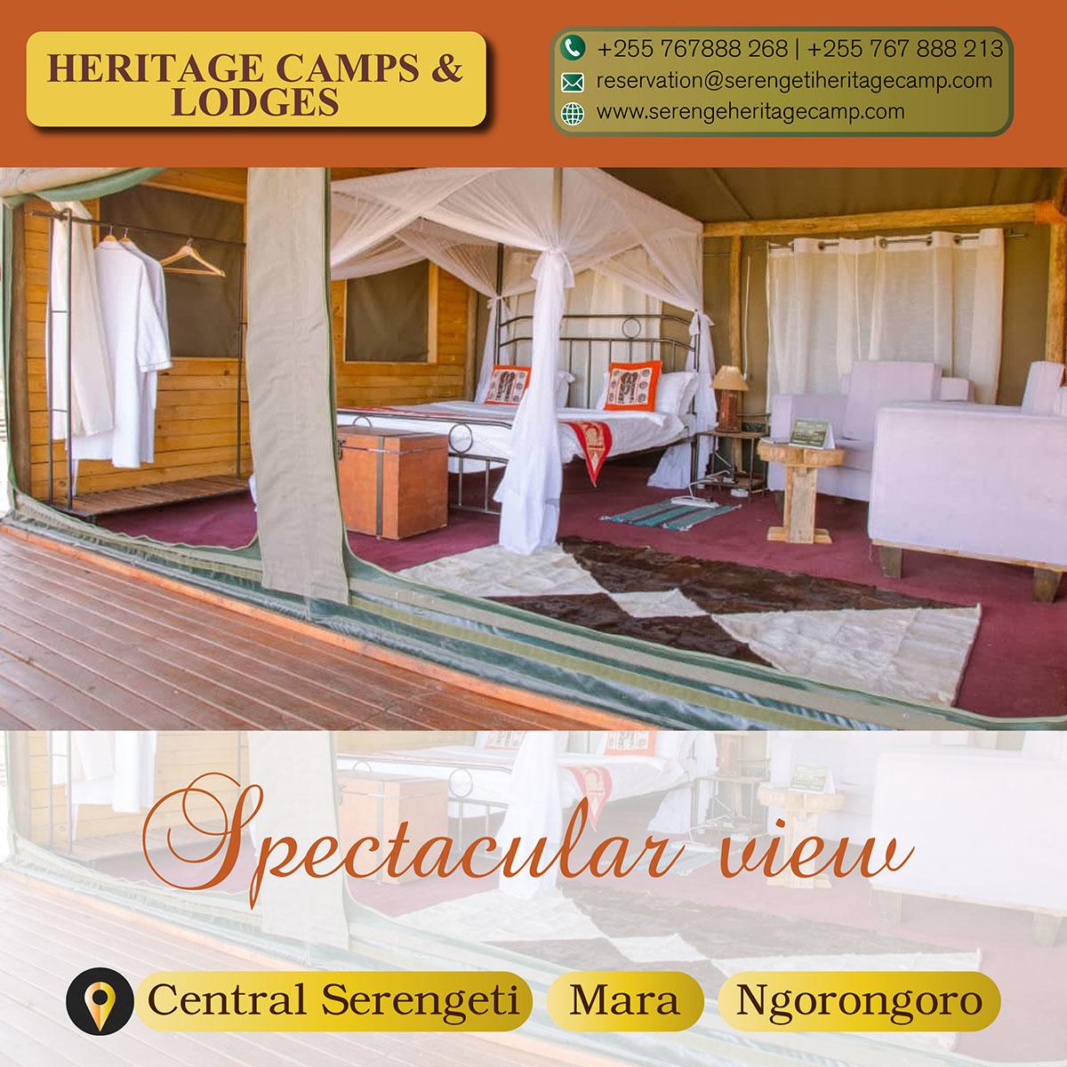 Serengeti Heritage Camps & Lodges