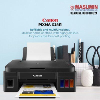Masumin Printways & Stationers Canon Pixma G2411