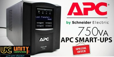 Unity Computers Spcial Offer on APC UPS750