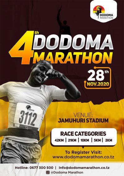 4th Dodoma Marathon 2020