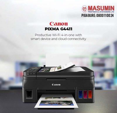 Canon Pixma - a smart device with cloud connectivity