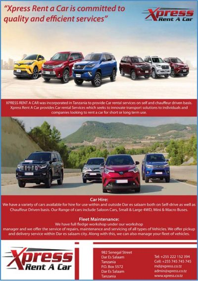 Xpress Rent A Car Quality and efficient services