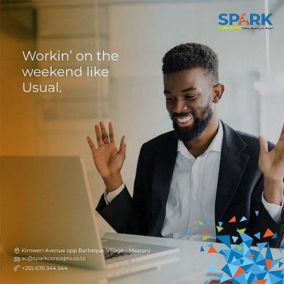 Spark Concepts Creativity