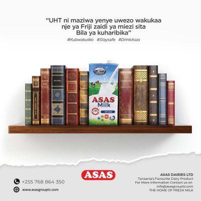 ASAS UHT Milk