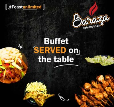 Baraza Restaurant & Cafe Buffet