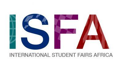 ISFA International Student Fairs Africa –2020-2021 – Virtual Webinars and Fairs.