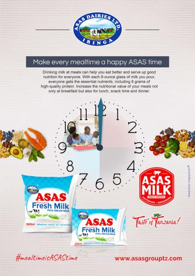 Asas Fresh milk