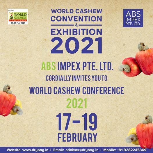 World Cashew Conventon & Exhibition