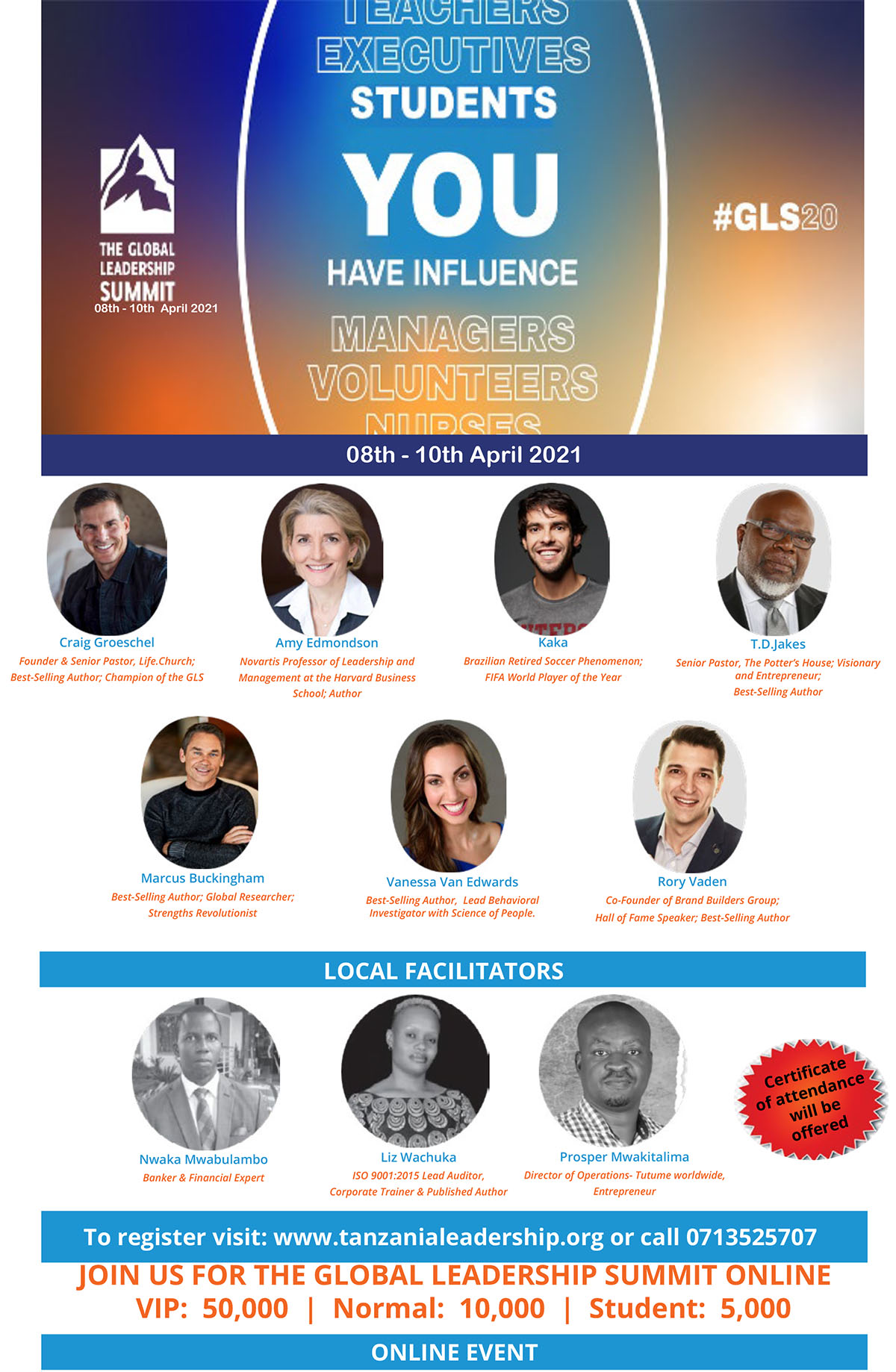 The-Global-Leadership-Summit-Attention-Managers-Volunteers-Nurses