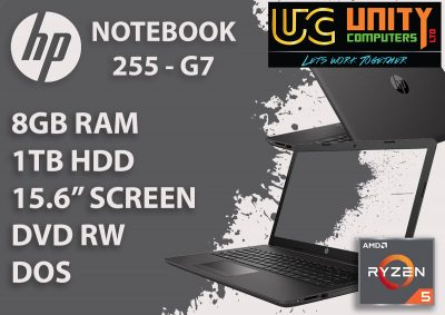Unity-Computers-HP-Notebook-255-G7