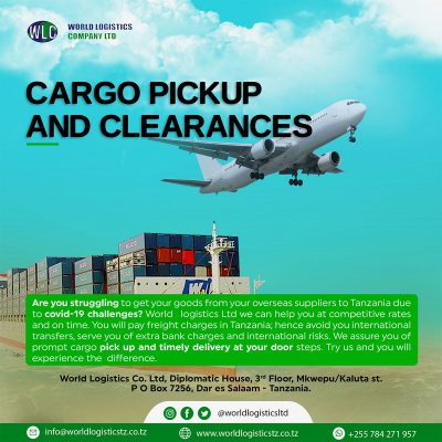World Logistics Cargo Pickup and Clearances