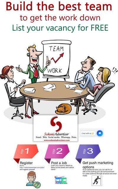 SokoniAdvertiser-Build-the-best-team