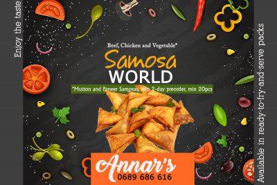 Annars-Samosa-World