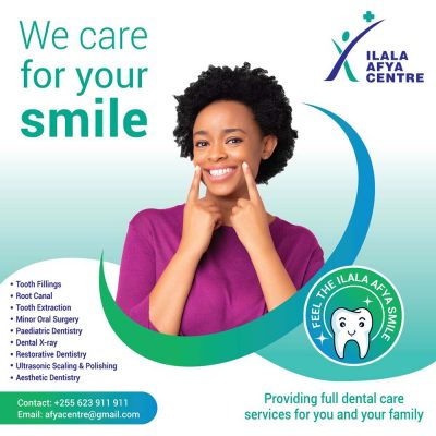Ilala-Afya-Centre-We-care-for-your-smile