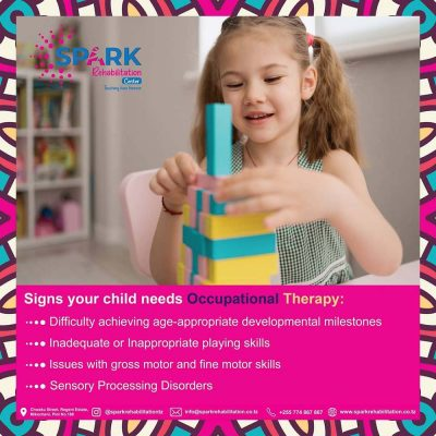 Spark-Rehabilitation-Center-Signs-your-child-needs-occupational-therapy