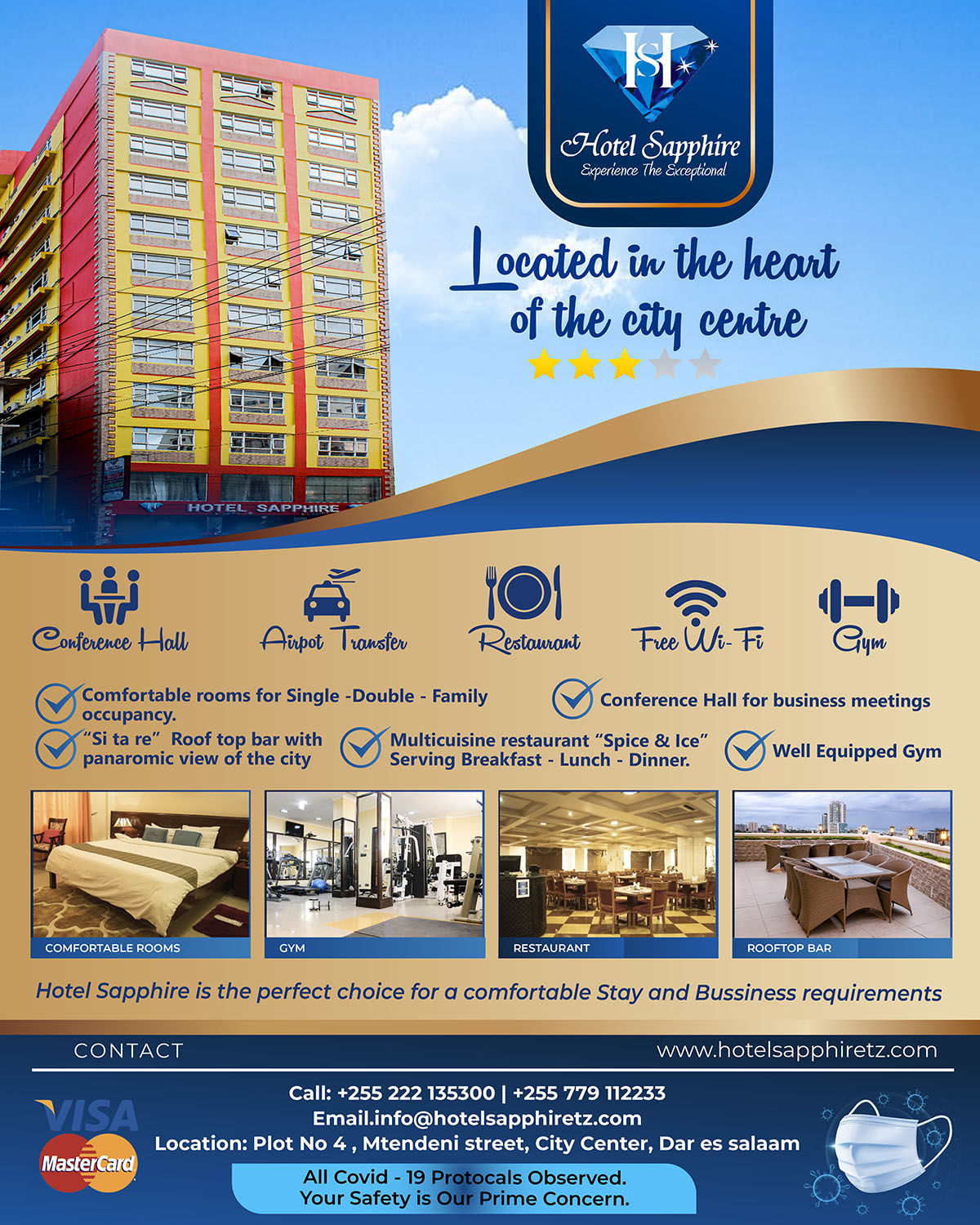 Hotel-Sapphire-located-in-the-heart-of-the-city-centre