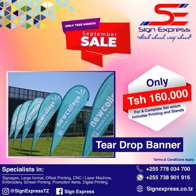 Sign-Express-Sale-onTear-Drop-Banners