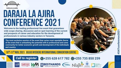 Daraja La Ajira Conference 2021