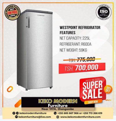 Keko-Modern-Furniture-50-off-on-Westpoint-Refrigerator